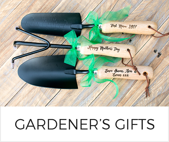 PERSONALISED GARDEN & OUTDOOR GIFTS