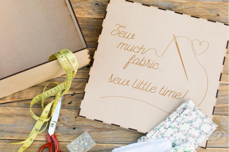 Craft Box : Sew Little Time