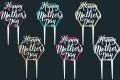 Cake Topper : Happy Mother's Day