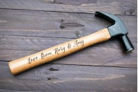 Personalised Hammer - 560gm Stanley